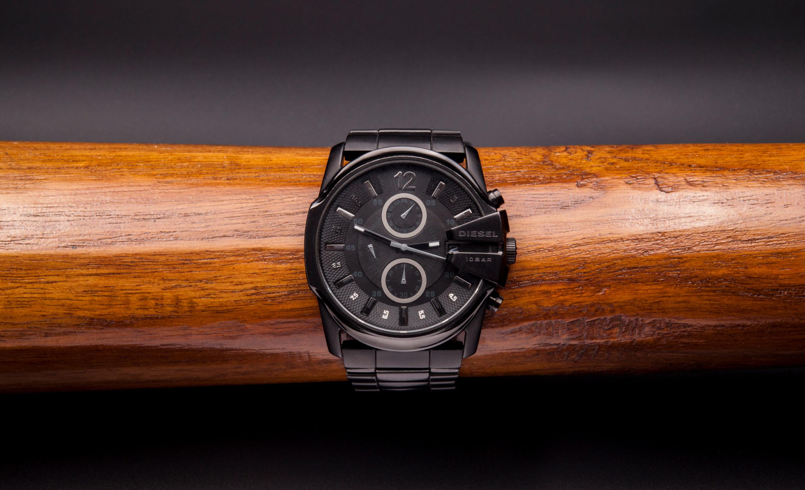 Foto orologi per e-commerce