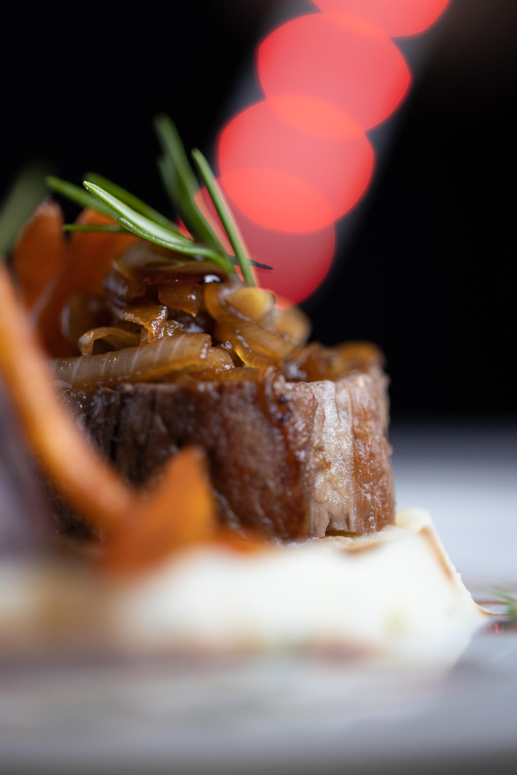 servizio fotografico per ristorante a roma